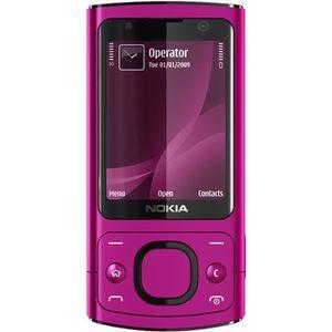 Téléphone portable NOKIA 6700 SLIDE ROSE