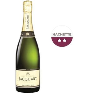 CHAMPAGNE Champagne Jacquart Brut Tradition x6