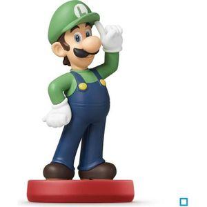 FIGURINE DE JEU Figurine Amiibo Luigi Super Mario Collection