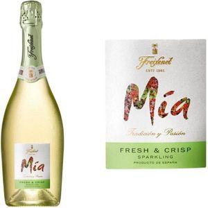 PÉTILLANT & MOUSSEUX Freixenet Mia Fresh & Crisp vin mousseux blanc x1