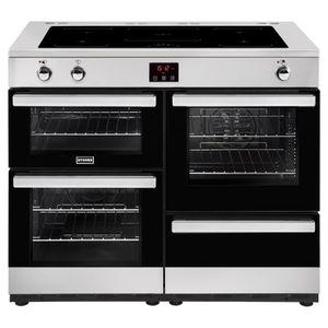 CUISINIÈRE - PIANO STOVES PCITY110EISS-Cuisinière table de cuisson in