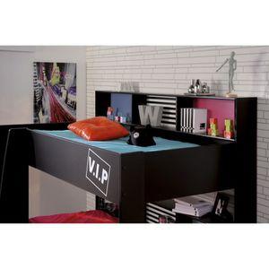 lit superpose fille achat vente lit superpose fille pas cher soldes d s le 10 janvier. Black Bedroom Furniture Sets. Home Design Ideas