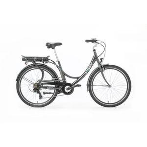VÉLO ASSISTANCE ÉLEC B'EBIKE Vélo électrique VAE CITY batterie lihium 3