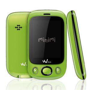 Téléphone portable WIKO MINIMI Vert