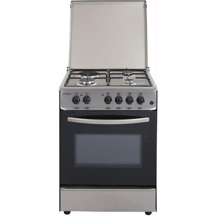 cuisiniere grise pas cher