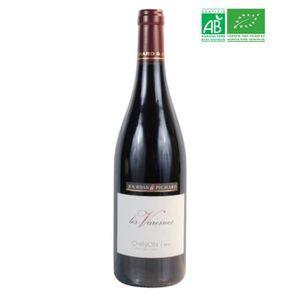 VIN ROUGE Jourdan & Pichard Les Varesnes 2015 Chinon - Vin r