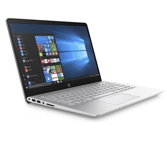 """ORDINATEUR PORTABLE HP PC Pavilion HP14bf003nf - 14""""- 6Go de RAM - Win"""