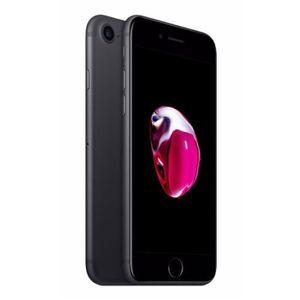 SMARTPHONE APPLE iPhone 7 noir 32Go