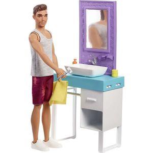 Salle de bain barbie