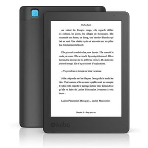 EBOOK - LISEUSE KOBO eBook AURA 2ND EDITION - Liseuse