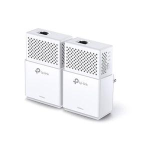 COURANT PORTEUR - CPL TP-LINK Pack de 2 CPL TP-LINK AV1000, 1 port Ether