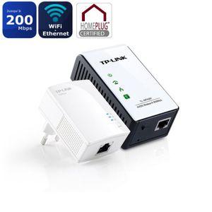 COURANT PORTEUR - CPL TPLink CPL 300Mbps Extenseur