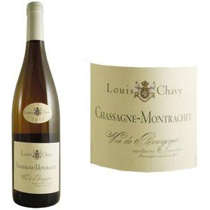 VIN BLANC Louis Chavy Chassagne-Montrachet Grand Vin de Bour