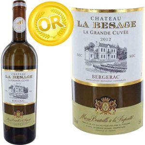 VIN BLANC Château La Besage Grande Cuvée 2012 Bergerac vin b