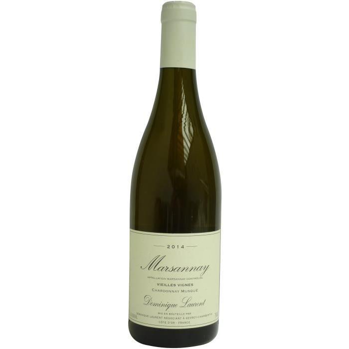 VIN BLANC Dominique Laurent 2014 Marsannay - Vin blanc  du B
