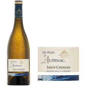 VIN BLANC Cave de Roquebrun Les Fiefs d'Aupenac 2015 Saint-C