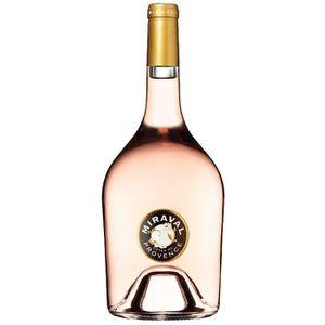 VIN ROSÉ Château Miraval 2017 Côtes de Provence - Vin rosé