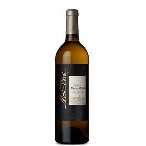 VIN BLANC Château Mont Pérat 2016 Bordeaux Supérieur - Vin b