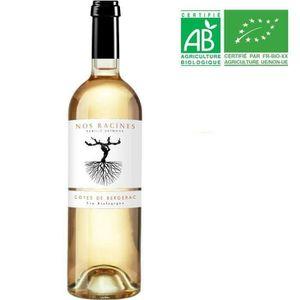 VIN BLANC Nos Racines 2016 Côtes de Bergerac - Vin blanc du