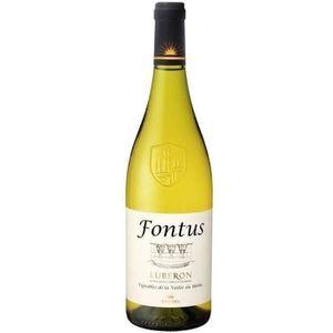 VIN BLANC Amédée Fontus Luberon 2016 - Vin blanc