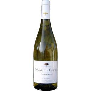 VIN BLANC Domaine La Fadèze Chardonnay 2015 Languedoc Roussi