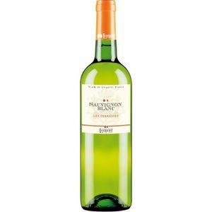 VIN BLANC LES TERASSES 2016 Sauvignon Vin du Languedoc - Bla