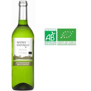 VIN BLANC Réserve Naturelle 2016 Languedoc-Roussillon - Vin