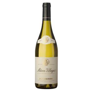 VIN BLANC Jean Bouchard 2017 Mâcon Villages - Vin blanc de B