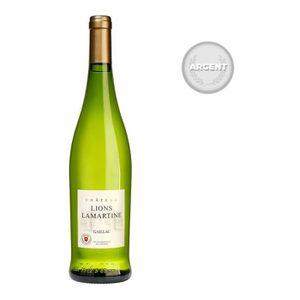 VIN BLANC Château Lions Lamartine 2017 Gaillac - Vin blanc