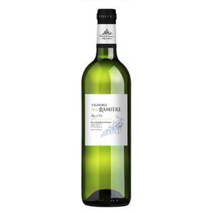 VIN BLANC Vignoble de la Ramière 2017 Pays d'Oc - Vin blanc