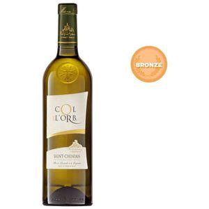 VIN BLANC Col de l'Orb 2017 Saint-Chinian - Vin blanc du Lan