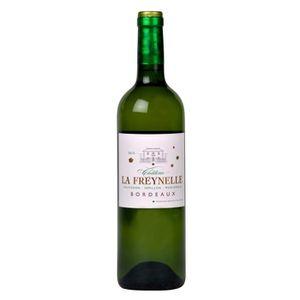 VIN BLANC Château La Freynelle 2018 Bordeaux - Vin blanc de