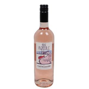 VIN ROUGE Rose Agricole 2018 Corbières - Vin rouge du Langue