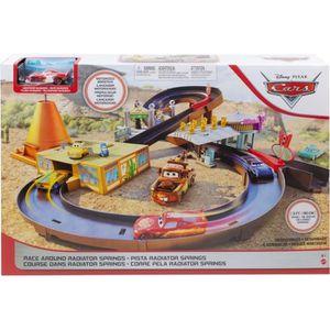 VAISSEAU SPATIAL Disney Cars - Disney Cars Circuit Radiator Springs