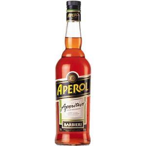 ASSORTIMENT APÉRITIF  Aperol Barbieri 70cl