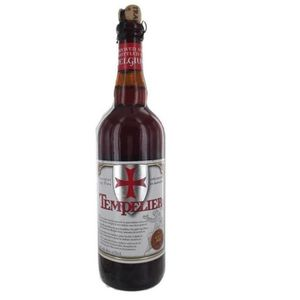 BIÈRE BRASSERIE CORSENDONK Tempelier Bière Blonde - 75 c