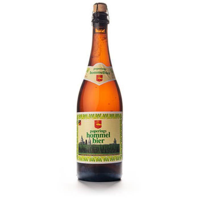 BIÈRE bière Hommel 75cl  7.5°