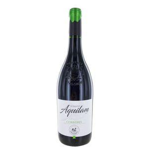 VIN ROUGE Domaine Aquilam 2017  Corbières - Vin rouge du Lan