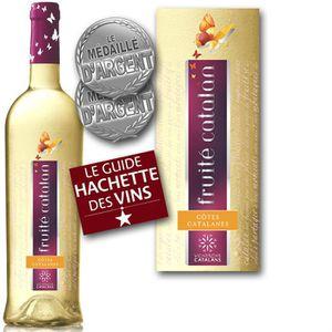 VIN BLANC Fruité Catalan Côtes Catalanes - Vin blanc