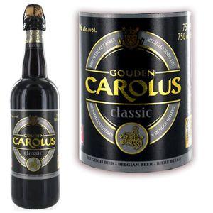BIÈRE Bière Gouden Carolus Classic 75cl 8.5°