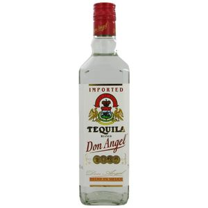 TEQUILA DON ANGEL Tequila Blanco - 38 % - 70 cl