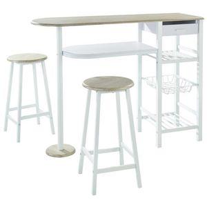 mange debout bar achat vente mange debout bar pas cher soldes d s le 27 juin cdiscount. Black Bedroom Furniture Sets. Home Design Ideas
