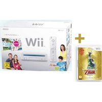 CONSOLE WII PACK WII FAMILY EDITION + ZELDA: SKYWARD SWORD
