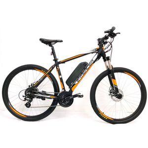 VÉLO ASSISTANCE ÉLEC MERCIER Vélo Electrique E-VTT E Bike Alu Fourche T
