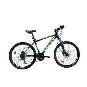 VTT MGR Vélo VTT Sprint - Homme -Noir et vert