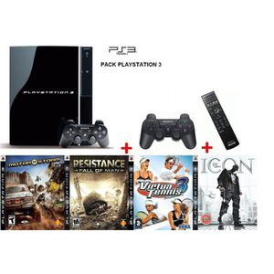 CONSOLE PS3 SONY PS3