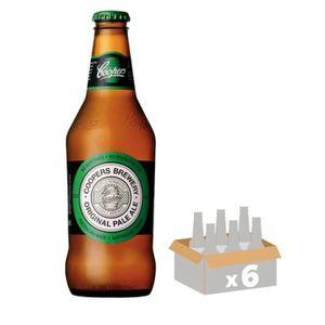 BIÈRE COOPERS PALE ALE Bière Blonde 6 x 0,375 L 4,5°