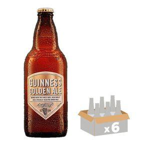 BIÈRE GUINNESS GOLDEN ALE Bière Blonde 6 x 0,50 L 4,5°