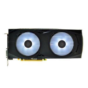 CARTE GRAPHIQUE INTERNE XFX Pack de 2 Ventilateurs - LEDs Blanches - 90mm