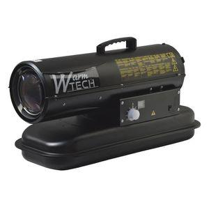 POMPE À CHALEUR WARMTECH Canon à chaleur 2000 watts
